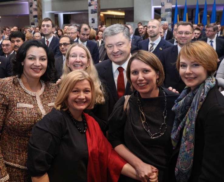 Ірина Геращенко: Українські дипломати - це потужний дипломатичний фронт і рушійна сила із забезпечення міжнародної політичної та практичної підтримки України