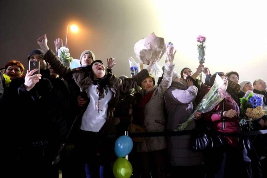 «За звільнення незаконно утримуваних громадян України має боротись не лише Україна, а весь світ, тому що це європейські цінності», - Перший заступник Голови Верховної Ради України Ірина Геращенко
