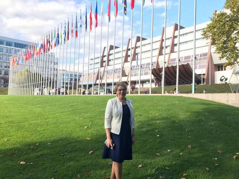 Ірина Геращенко: «Ми захищатимемо право всіх українських дітей на отримання якісної та конкурентної освіти у нашій Державі»