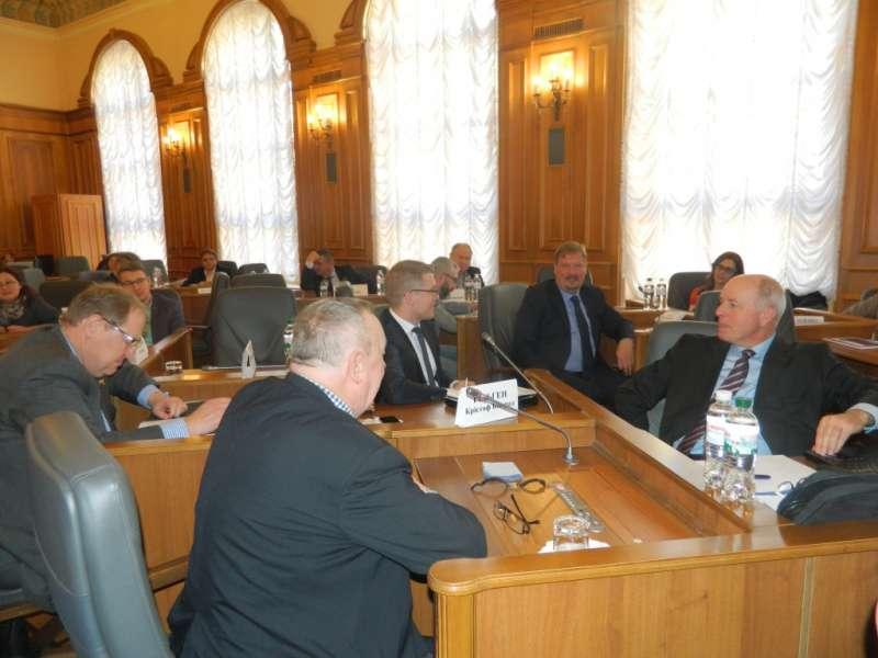 У Комітеті з питань аграрної політики та земельних відносин відбулась робоча зустріч щодо перспектив законодавчого врегулювання проведення консолідації земель сільгосппризначення