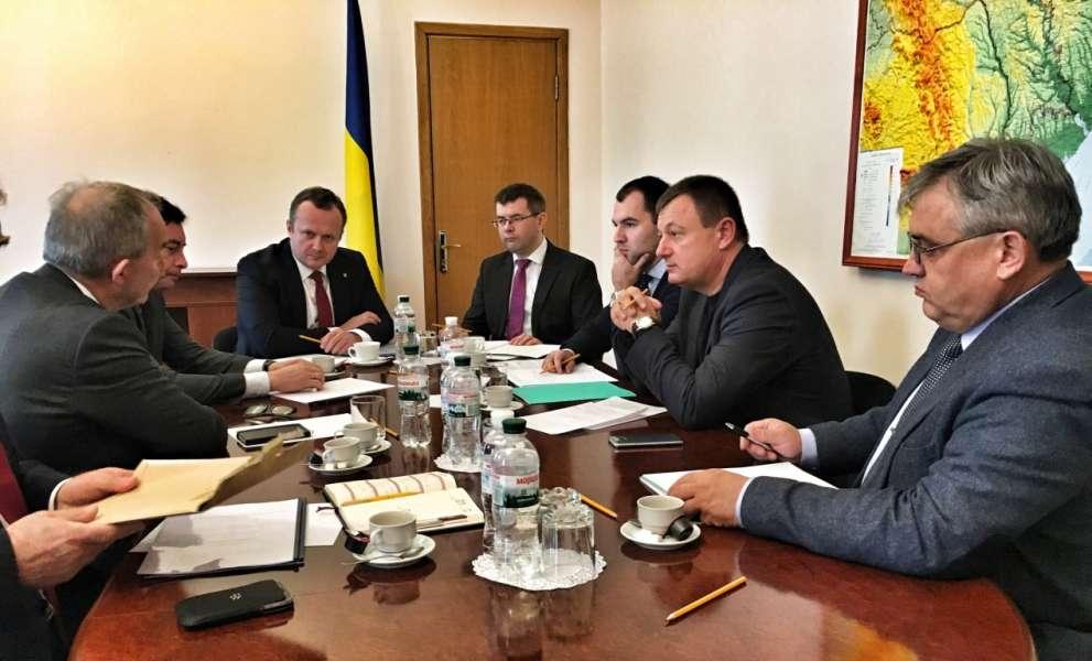 У Комітеті з питань екологічної політики, природокористування та ліквідації наслідків Чорнобильської катастрофи обговорено стан реалізації міжнародних проектів на майданчику ЧАЕС