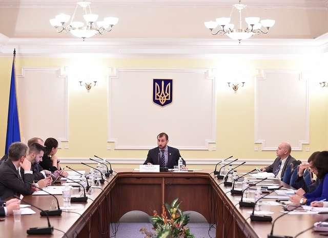 У Комітеті з питань фінансової політики і банківської діяльності відбулася нарада з питань організації та проведення процедури фінансової реструктуризації та державних банків
