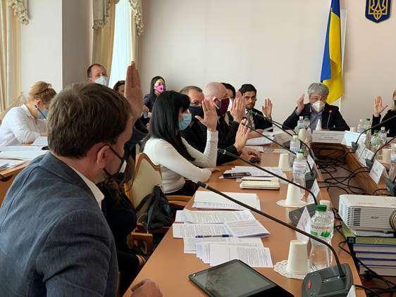 Комітет з питань гуманітарної та інформаційної політики розглянув низку законопроектів: законопроект «Про медіа» направлено на повторне перше читання