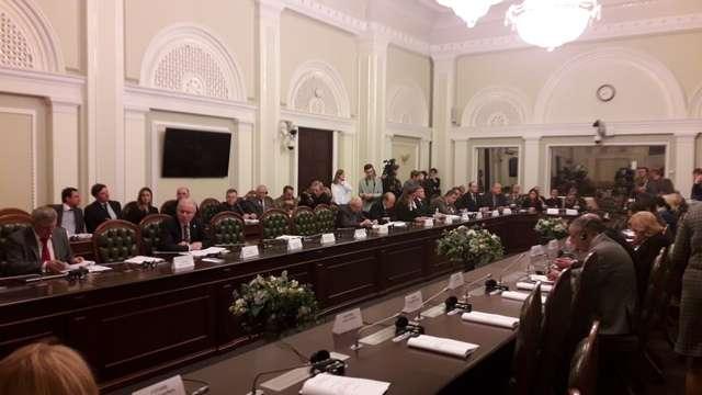 """У Верховній Раді розпочалися спільні слухання Комітетів у закордонних справах, з питань європейської інтеграції та з питань національної безпеки і оборони на тему: """"Наближення України до стандартів НАТО: перешкоди та досягнення. Стан виконання Річної національної програми співробітництва під егідою Комісії Україна-НАТО та Стратегічного оборонного бюлетеня України"""""""