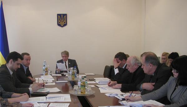 Відбулось засідання Комітету у справах пенсіонерів, ветеранів та осіб з інвалідністю