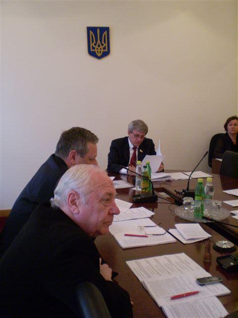 Комітет у справах пенсіонерів, ветеранів та осіб з інвалідністю