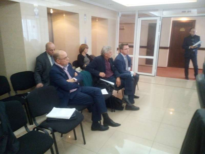 У Комітеті з питань свободи слова та інформаційної політики відбулася нарад ...