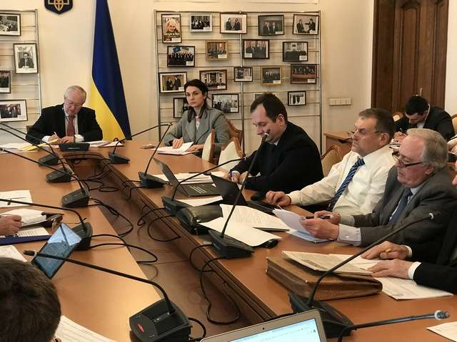У Комітеті у закордонних справах відбулося експертне обговорення законопроекту про дипломатичну службу