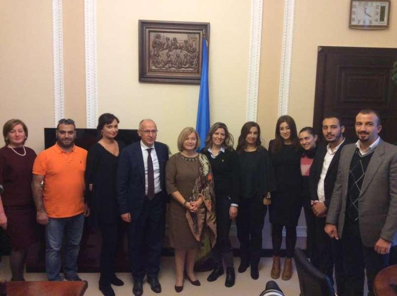 """Ірина Геращенко: """"Відновлення суверенітету та територіальної цілісності Укр ..."""