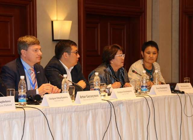 Народний депутат Артур Герасимов очолив делегацію Парламентської Асамблеї ОБСЄ із спостереження за виборами Президента Республіки Киргизстан