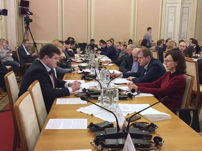 Комітет провів круглий стіл з питань дотримання гарантій прав людини відповідно до міжнародних стандартів (відео)
