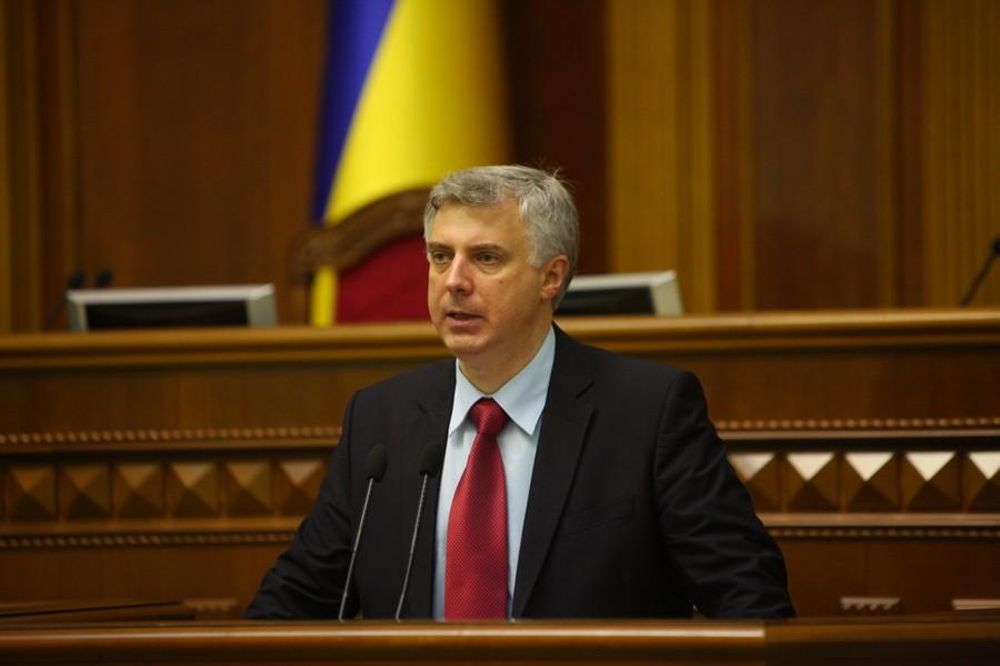 у Верховній Раді України відбулися парламентські слухання