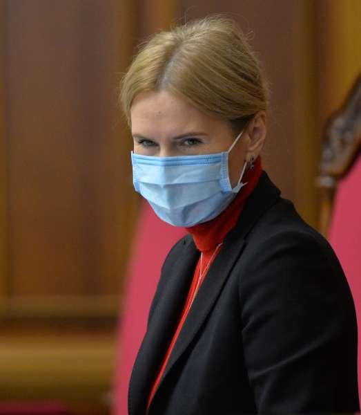 Турборежим у таких складних питаннях, як свобода слова та інформації, - недоцільний та шкідливий, - віцеспікерка Олена Кондратюк