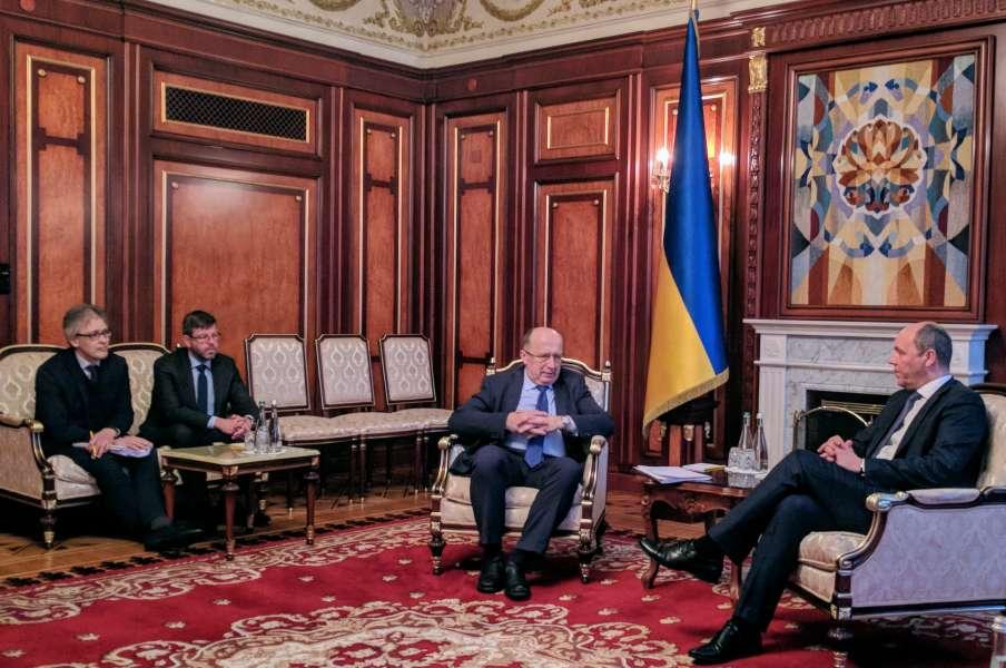 Від країн Балтії і до Грузії, на кордоні з Росією ми всі разом маємо творити пояс успішних європейських держав, які стали щитом Європи, – Андрій Парубій під час зустрічі з Андрюсом Кубілюсом