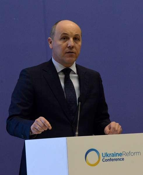 «Наша згуртованість з Урядом, наше бажання до змін, бажання збудувати європейську Україну дасть нам достатньо сил, щоб ми по всіх тих амбітних планах, які поставили перед собою, змогли вийти на позитивні рішення», - Голова Верховної Ради України Андрій Парубій